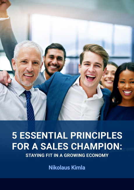 5 Essential Principles for a Sales Champion