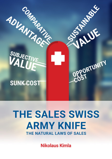 The Sales Swiss army knife