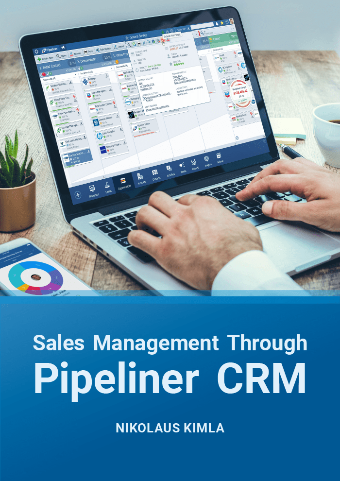 Sales Management Through Pipeliner CRM Ebook